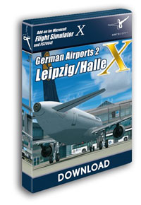 AEROSOFT - GERMAN AIRPORTS 2 2012 - LEIPZIG/HALLE X (DOWNLOAD)