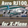 THE AVROLINER PROJECT - AVRO RJ100 X-PLANE 9 & 10