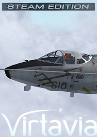 VIRTAVIA - DOUGLAS A-3B SKYWARRIOR STEAM EDITION