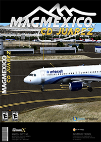 MAGMEXICO - ABRAHAM GONZÁLEZ INTERNATIONAL AIRPORT FSX P3D
