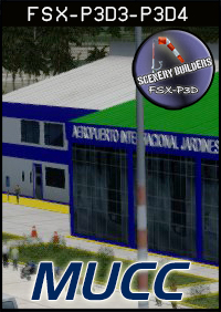 FSXCENERY - MUCC JARDINES DEL REY INTERNATIONAL AIRPORT FSX P3D