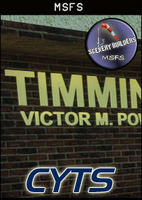 FSXCENERY - CYTS - TIMMINS VICTOR M POWER MSFS