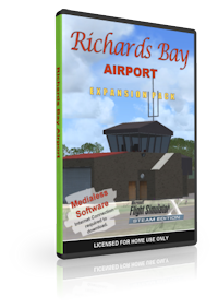 NMG SIMULATIONS - RICHARDS BAY AIRPORT V1.0 FSX