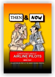 UTEM - THEN AND NOW: CARTOONS ABOUT AIRLINE PILOTS