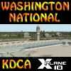 TROPICALSIM - WASHINGTON NATIONAL KDCA X-PLANE 10