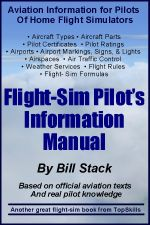 TOPSKILLS -  FLIGHT-SIM PILOTS INFORMATION MANUAL PDF VERSION
