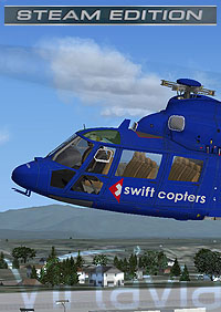 VIRTAVIA - AS365N DAUPHIN FSX STEAM EDITION