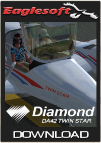 EAGLESOFT DEVELOPMENT GROUP - DIAMOND DA42 TWIN STAR G2 FSX P3D