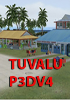 PACIFIC ISLANDS SIMULATION - ATOLLS OF TUVALU P3D