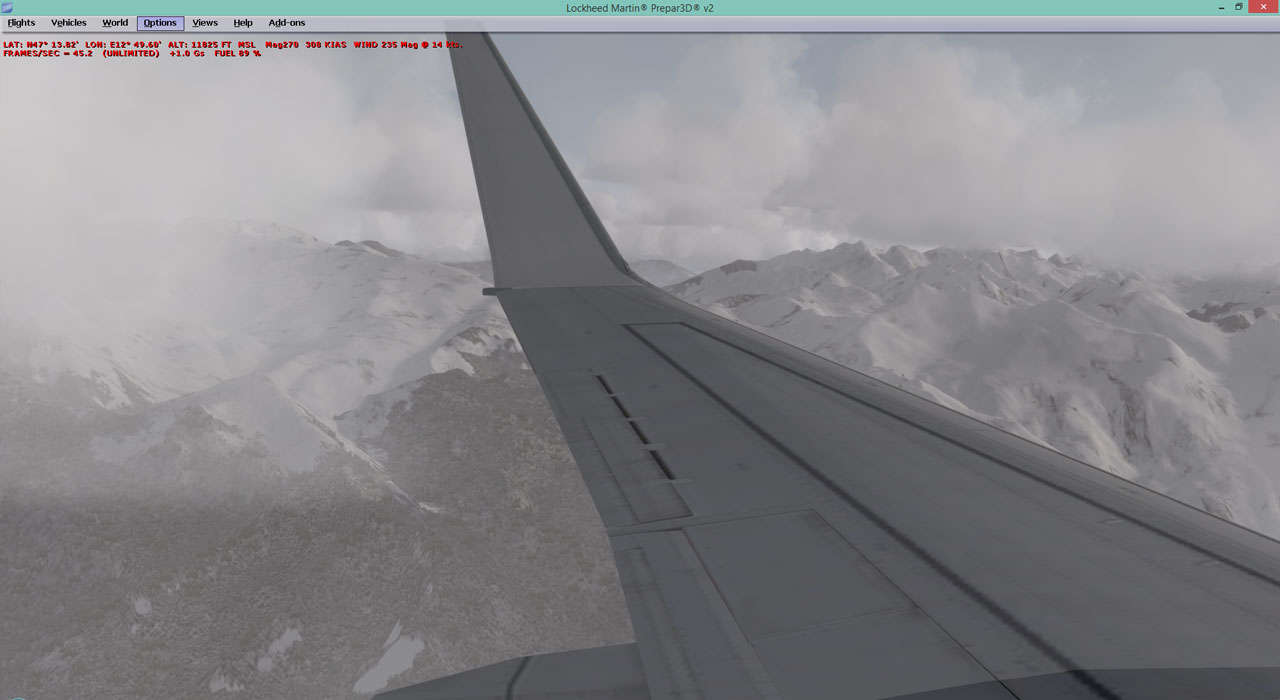 PILOT'S FSG - FS GLOBAL REAL WEATHER 模拟飞行全球真实天气 64位 P3D4 X-PLANE 11
