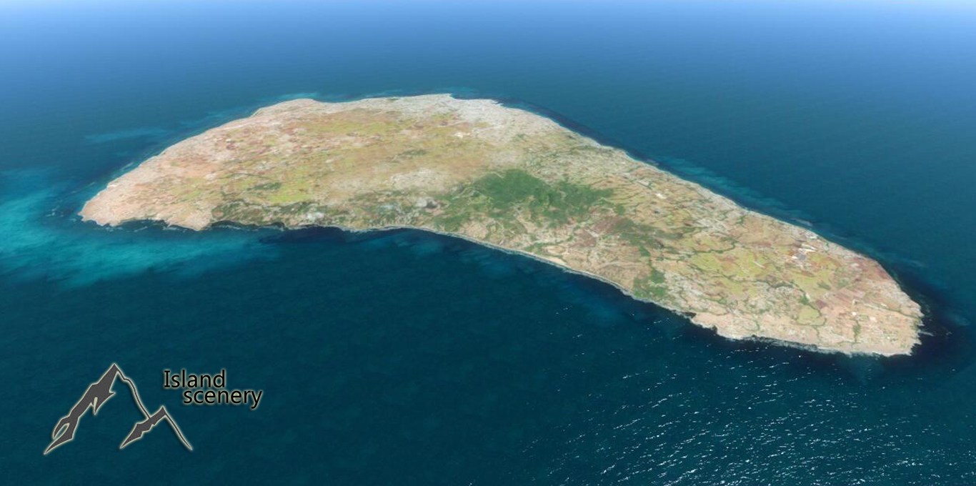 ISLAND SCENERY - REAL BARBADOS FSX P3D