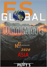 PILOT'S FSG - FS GLOBAL ULTIMATE - NG 2020 ASIA P3D4-5