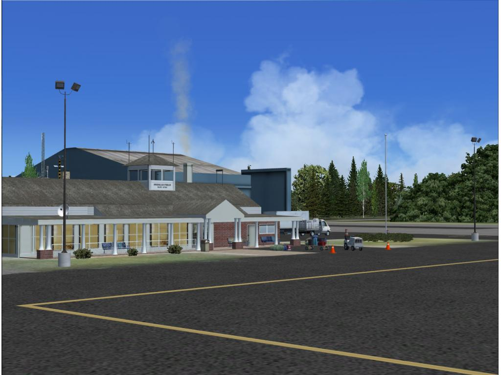 PACIFIC ISLANDS SIMULATION - INGALLS FIELD (KHSP)