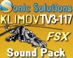 SONIC SOLUTIONS - KLIMOV TV3-117 SOUNDPACK