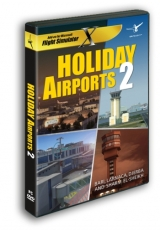 AEROSOFT - HOLIDAY AIRPORTS 2 FSX (DOWNLOAD)