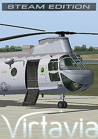 VIRTAVIA - CH-46 SEA KNIGHT FSX STEAM EDITION