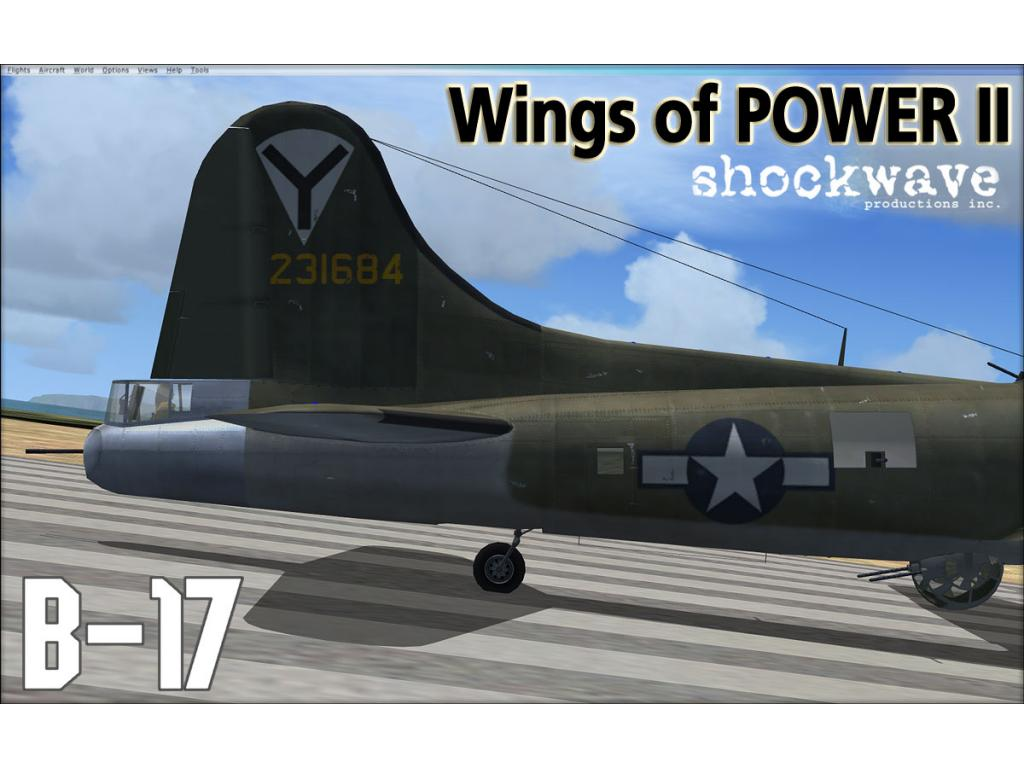 A2A SIMULATIONS - B-17 FLYING FORTRESS FSX