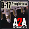 A2A SIMULATIONS - ACCU-SIM B-17G FLYING FORTRESS FSX