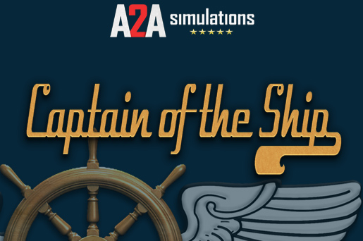 A2A SIMULATIONS - ACCU-SIM CAPTAIN OF THE SHIP FOR B377