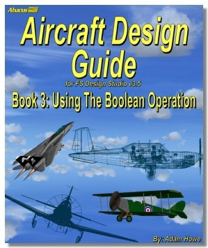 ABACUS - AIRCRAFT DESIGN GUIDE BOOK 3 - USING THE BOOLEAN OPERATION PDF