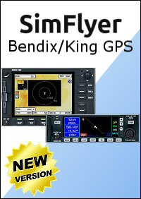 SIMFLYER - BENDIX/KING GPS PACKAGE