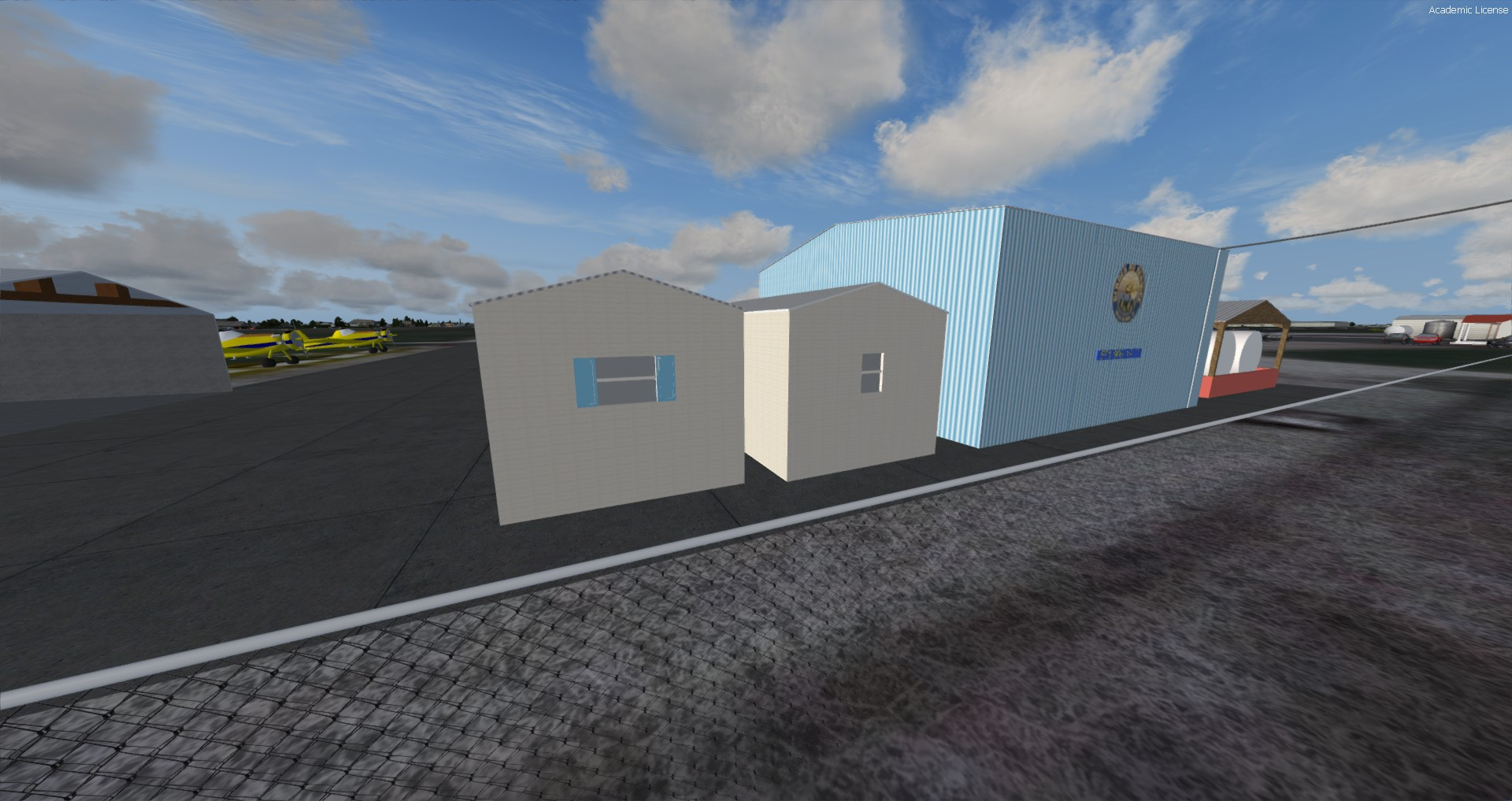 CB SIMULATIONS - X10 – BELLE GLADE STATE MUNICIPAL AIRPORT