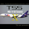 TURBINE SOUND STUDIOS - MD-11 GE SOUNDPACK FOR FSX