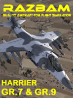 RAZBAM - HARRIER GR.7/GR.9