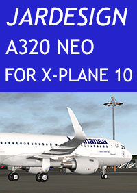 JARDESIGN - AIRBUS A320NEO FOR X-PLANE 10