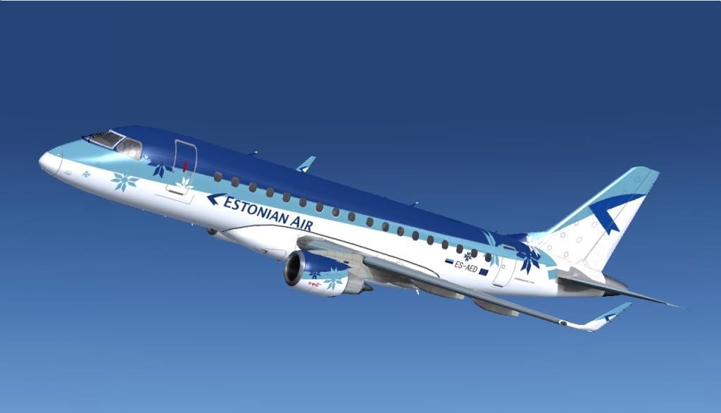 VIRTUALCOL - EMBRAER 170-175 REGIONAL JETS FOR FSX P3D
