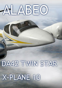 ALABEO - DA42 TWIN STAR X-PLANE 10