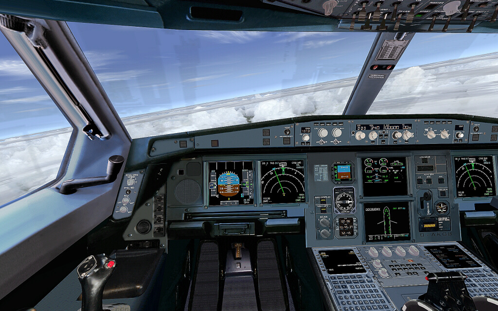 AFS-DESIGN - AIRBUS A330/340 FAMILY V2 P3D
