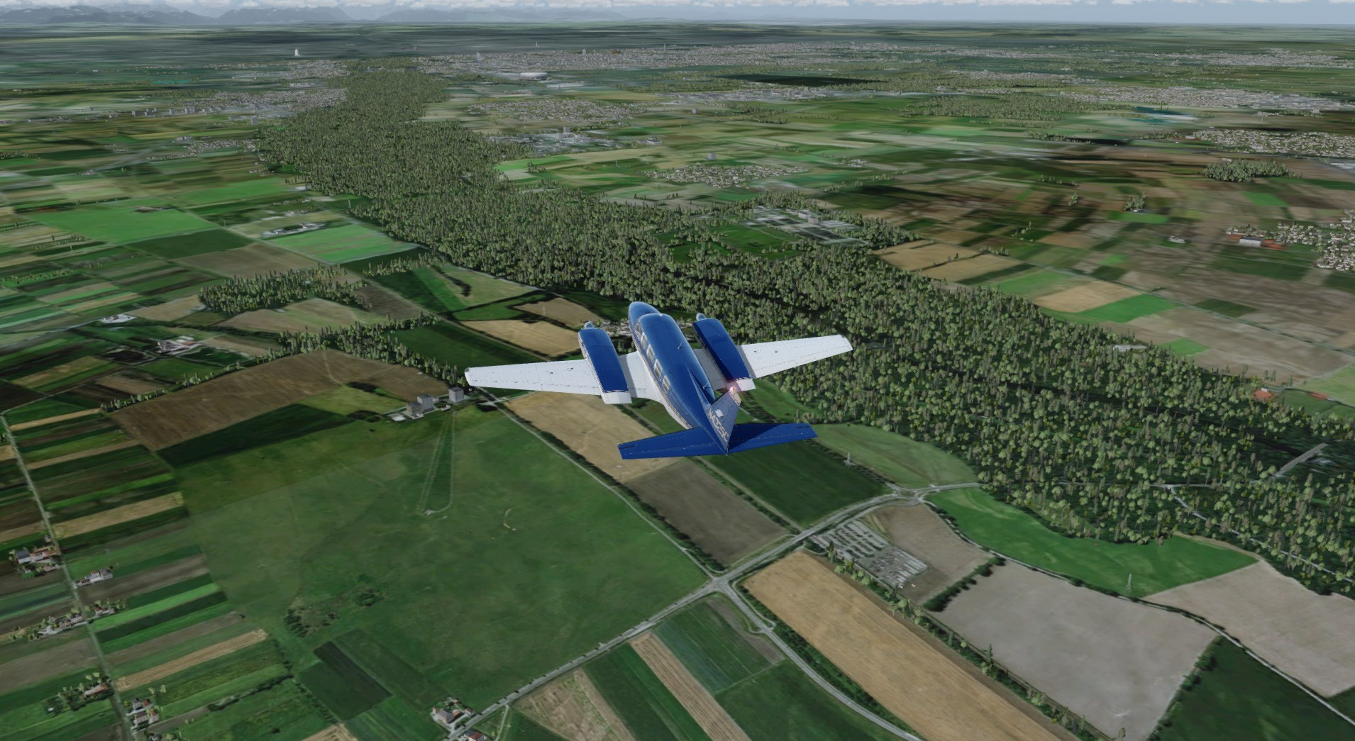 REALWORLD SCENERY - GERMANY 3D ENVIRONMENT 2017 FSX P3D