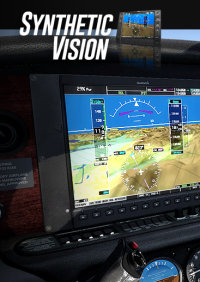 CARENADO - SYNTHETIC VISION SYSTEM FSX P3D