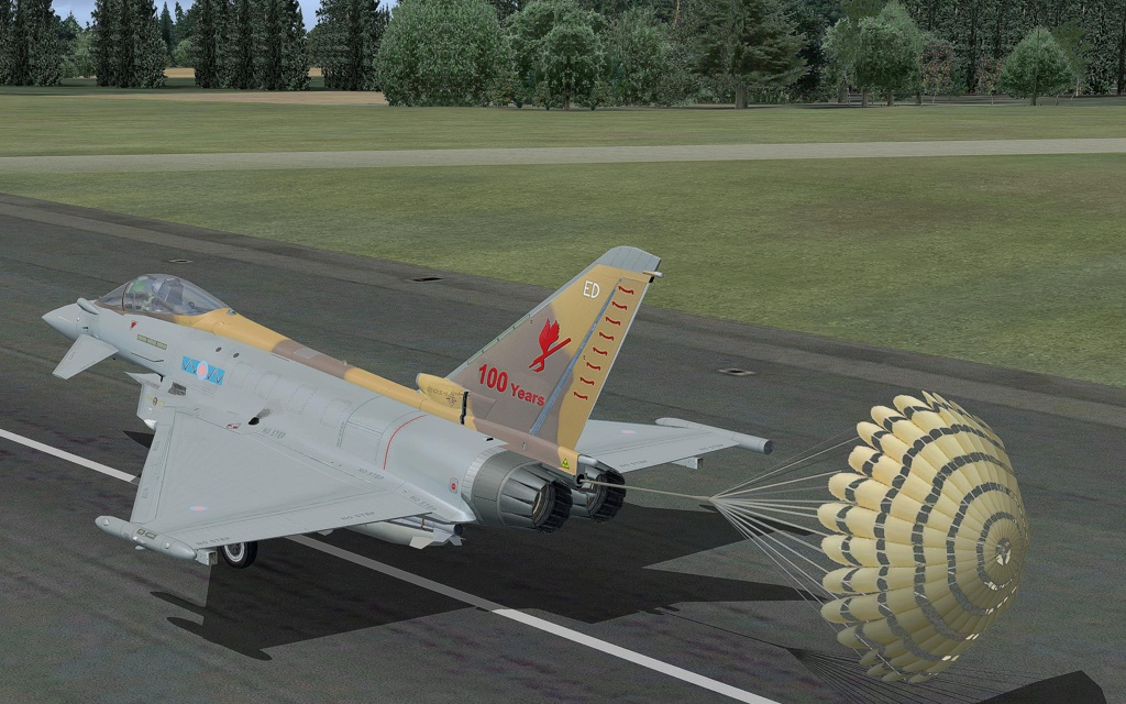 AFS-DESIGN - EUROFIGHTER TYPHOON PROFESSIONAL 6 FSX STEAM