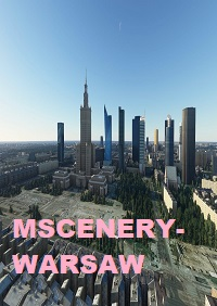 MSCENERY - WARSAW CITY MSFS
