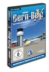 AEROSOFT - FLYLOGIC - BERN-BELP X (DOWNLOAD)