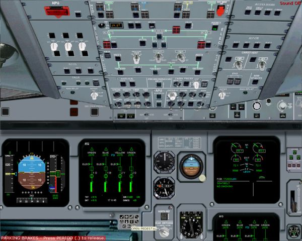 CLS - AIRBUS A330-200/300 AND A340-200/300 FS2004 FSX