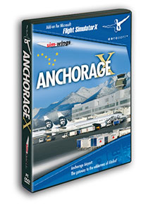 AEROSOFT - ANCHORAGE X FSX
