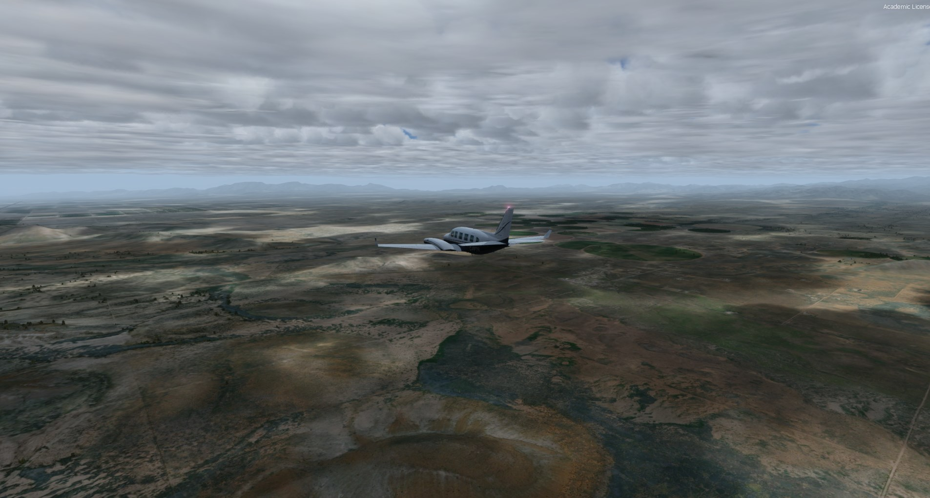 REALWORLDSCENERY - ULTRA VFR ARIZONA PART 3