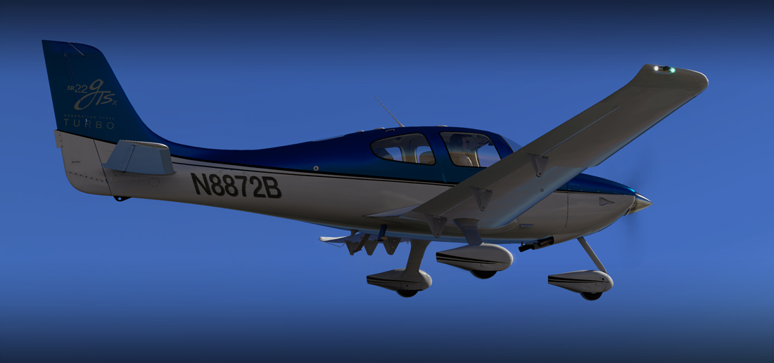CARENADO - SR22 GTSX TURBO X-PLANE 11