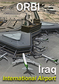 ARMI PROJECT - BAGHDAD INTERNATIONAL AIRPORT ORBI FS2004