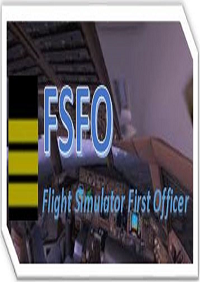 FLIGHT SIMULATOR INNOVATIVE ADDONS - FLIGHT SIM FIRST OFFICER - QW 787
