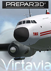 VIRTAVIA - L-1049G SUPER CONSTELLATION FOR P3D4.5-5
