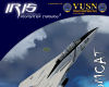 IRIS AIRFORCE SERIES - F-14A
