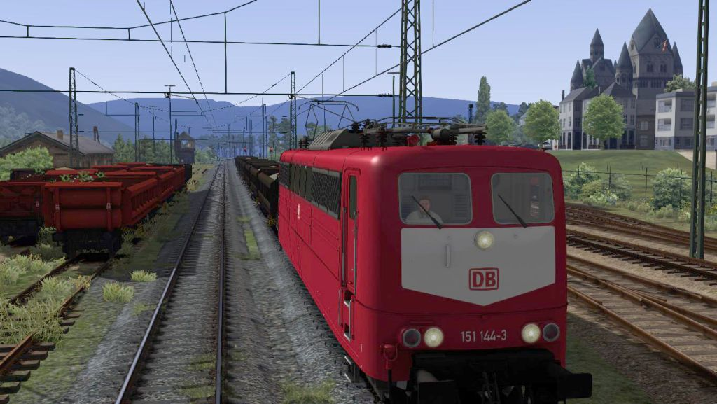 VIRTUAL RAILROADS - BR151 ORIENTRED / FAKKS