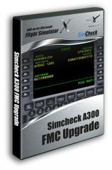 AEROSOFT - SIMCHECK A300 FMC UPGRADE FOR SIMCHECK A300 FSX (DOWNLOAD)