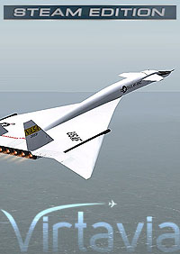VIRTAVIA - NORTH AMERICAN XB-70 VALKYRIE - FSX STEAM EDITION