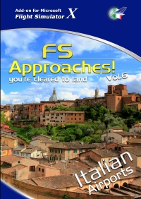 PERFECT FLIGHT - FS APPROACHES VOL.6 ITALIAN AIRPORTS