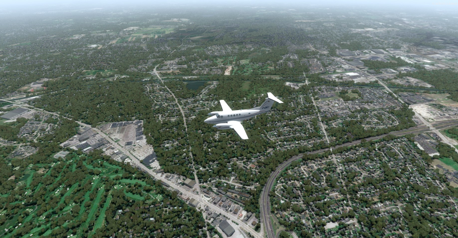 REALWORLDSCENERY - ULTRA VFR  – NEW YORK STATE PART 2